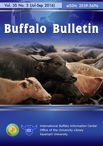 Buffalo Bulletin Vol.35 No.1