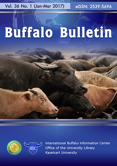 Buffalo Bulletin Vol.36 No.1
